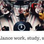 balance work and study