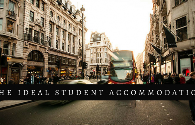 Student Accommodation: The Ideal Housemate vs. Reality