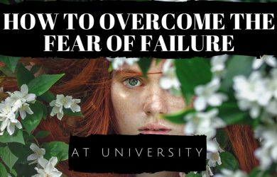 What I Tell Myself to Overcome the Fear of Failure