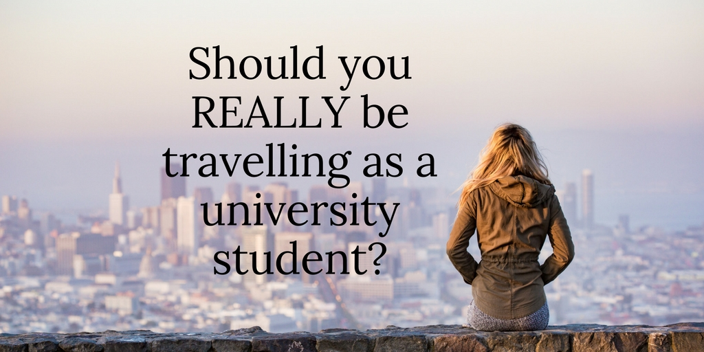 travelling as a student