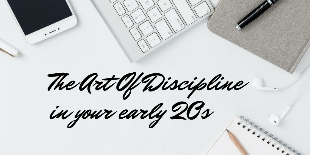 art of discipline
