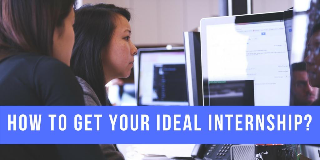 ideal internship