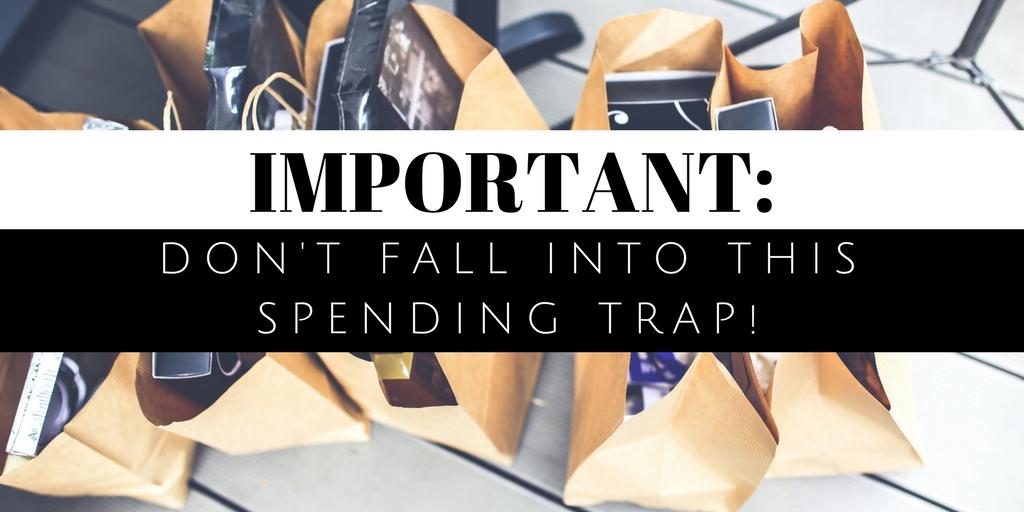 spending trap
